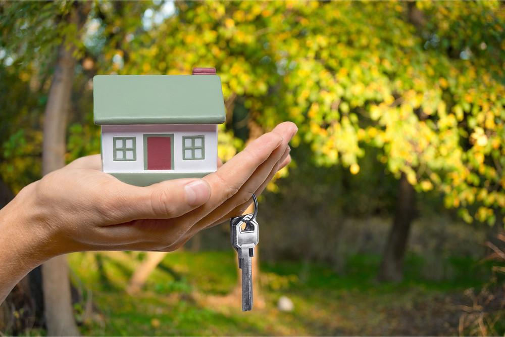 building homes for veterans