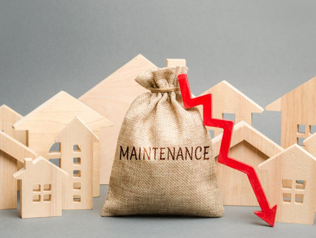 Reducing Maintenance in Your Home