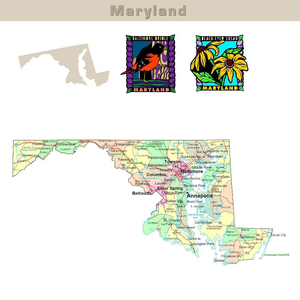 Maryland Veteran's Benefits