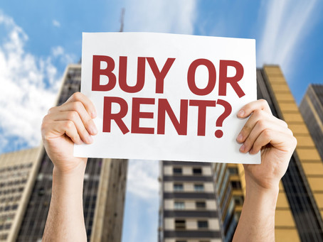 Buying Vs Renting When you are in the Military