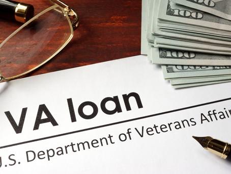 Benefits of a VA Home Loan