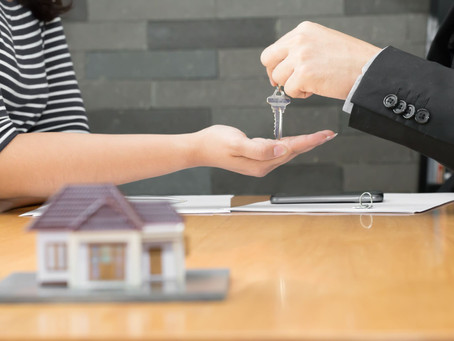 Buying your new home