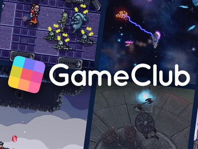 Mais de 100 games fazem parte do catálogo de serviço de assinatura GameClub