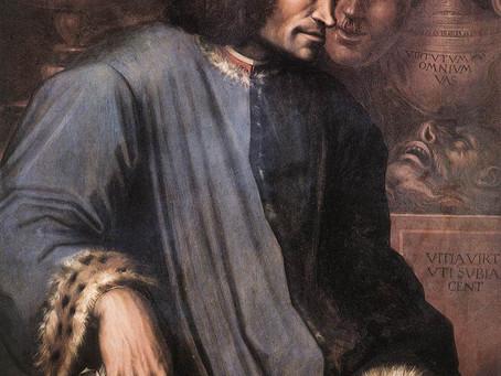 Sobre a morte de Lorenzo de' Medici