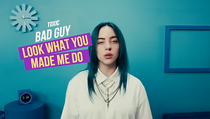 billie eilish mashup - thumbnail (rectan