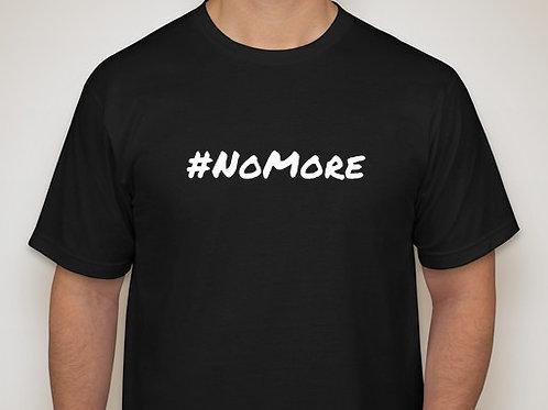 #NoMore Logo T-shirt