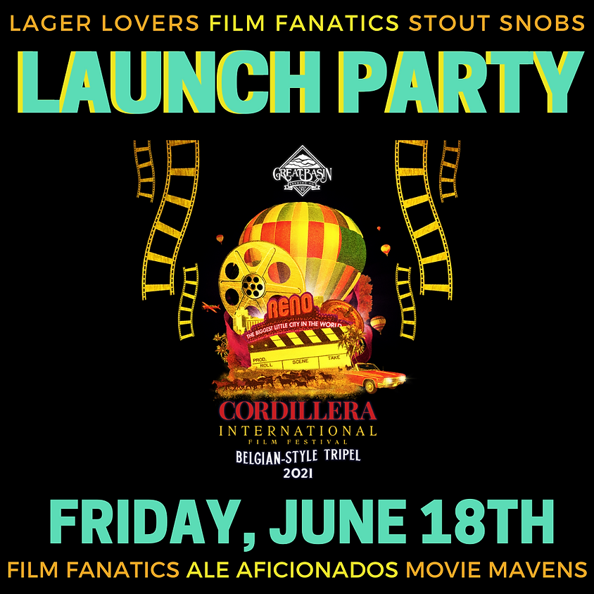 Great Basin & Cordillera Partnership Launch & Beer Lovers Commercial Contest Screening Party!