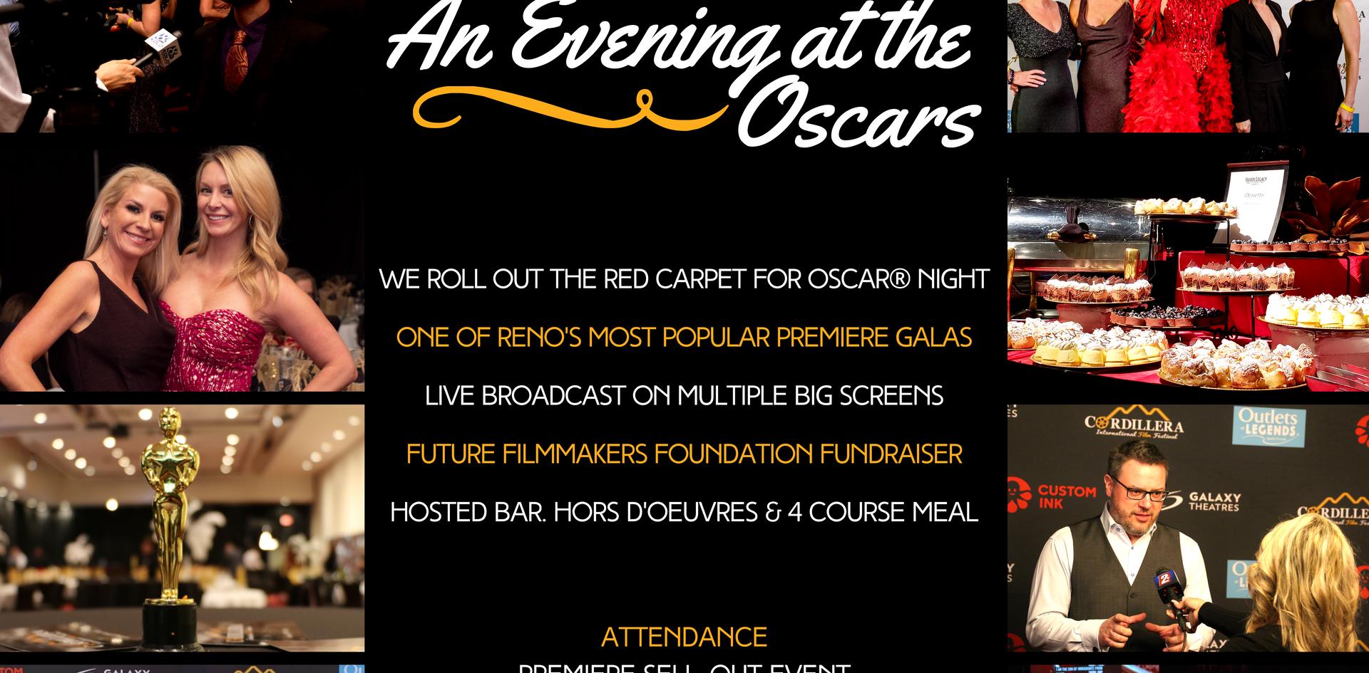An Evening at the Oscars