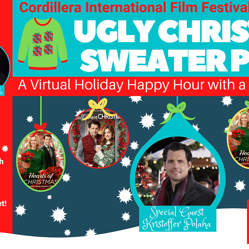 Cordillera's 9th Annual Ugly Christmas Sweater Party