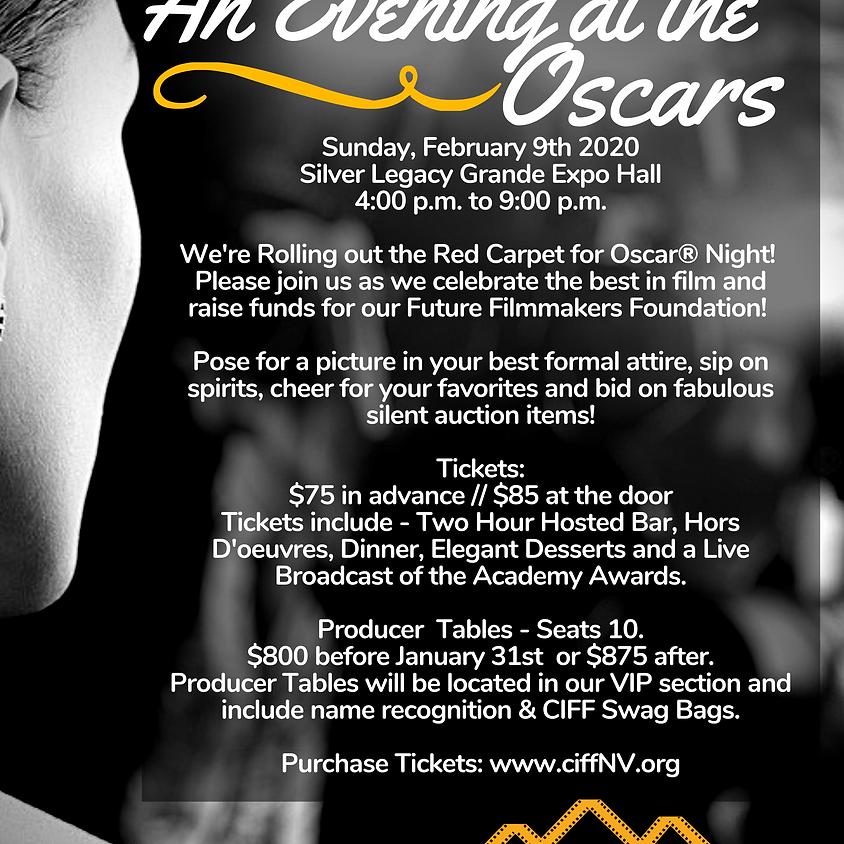 Cordillera presents: An Evening at the Oscars