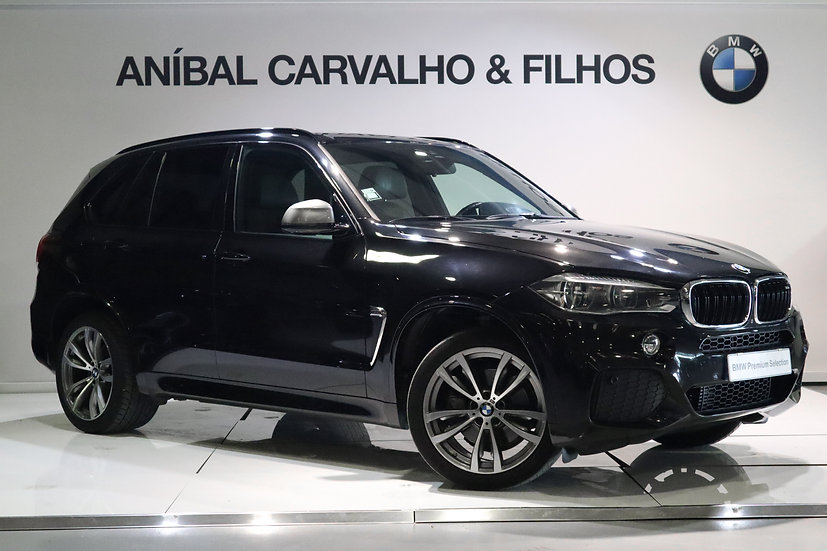BMW X5 40d Pack Desportivo M