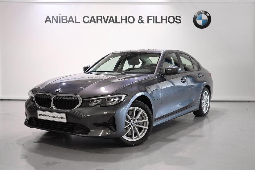 BMW 330e Corporate Edition