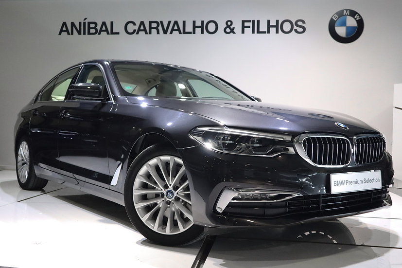 BMW 530e iPerformance Line Luxury