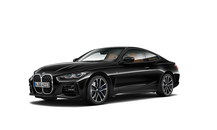 BMW 420d Coupé