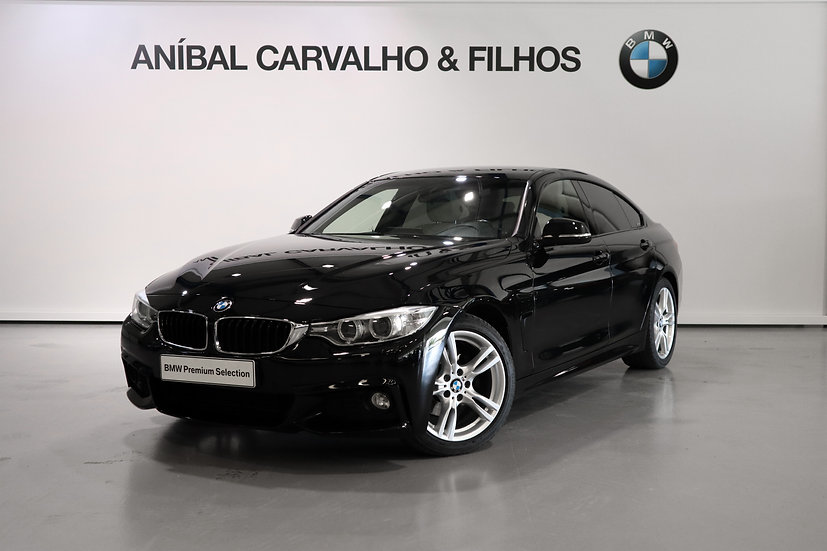 BMW 420d Gran Coupé Pack M auto