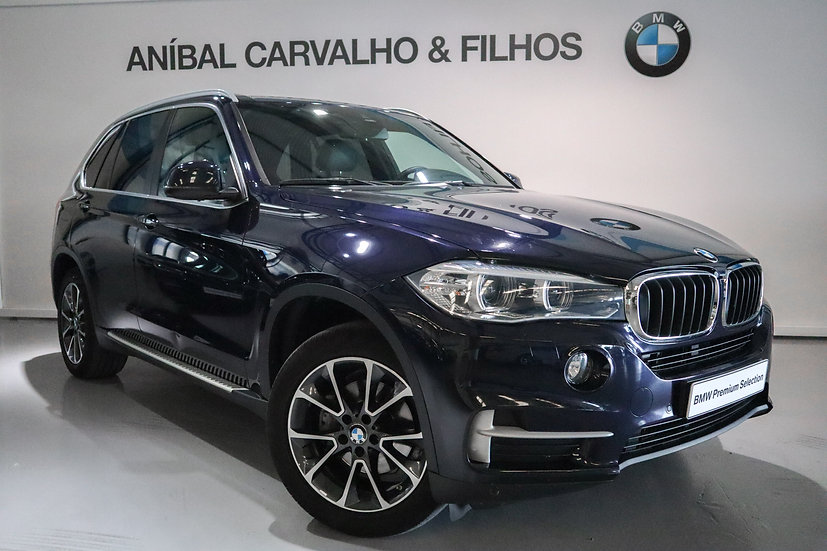 BMW X5 25d Pack M 7 Lugares