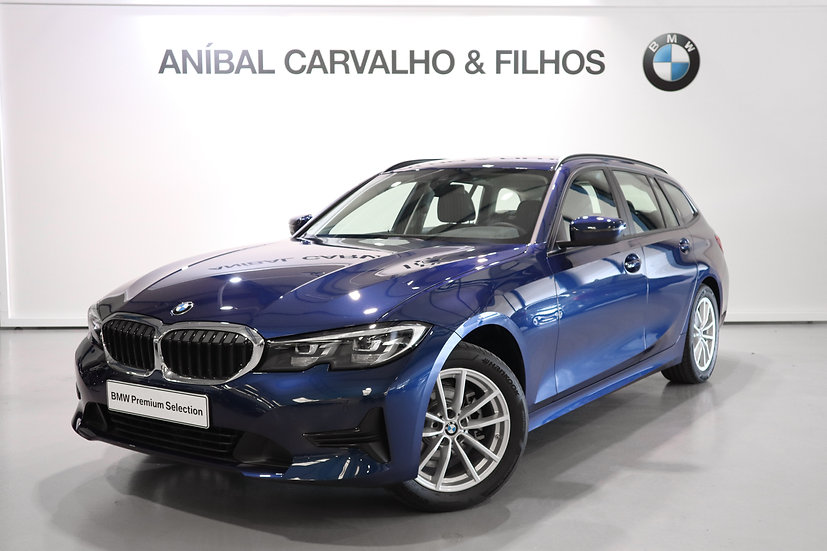 BMW 318d Touring Corporate Edition