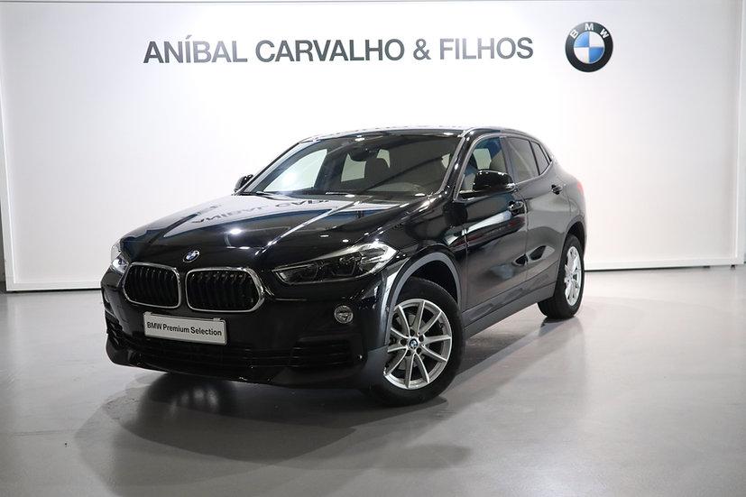BMW X2 16d sDrive Auto Advantage