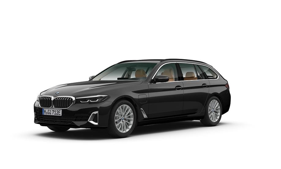 BMW 520e Touring Luxury