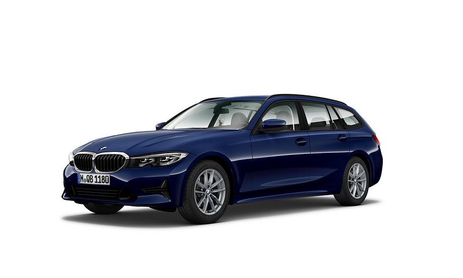 BMW 318d Touring Essence