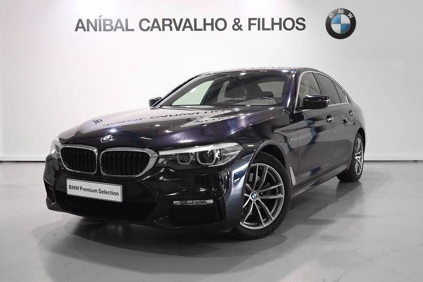 BMW 520d Pack M Auto