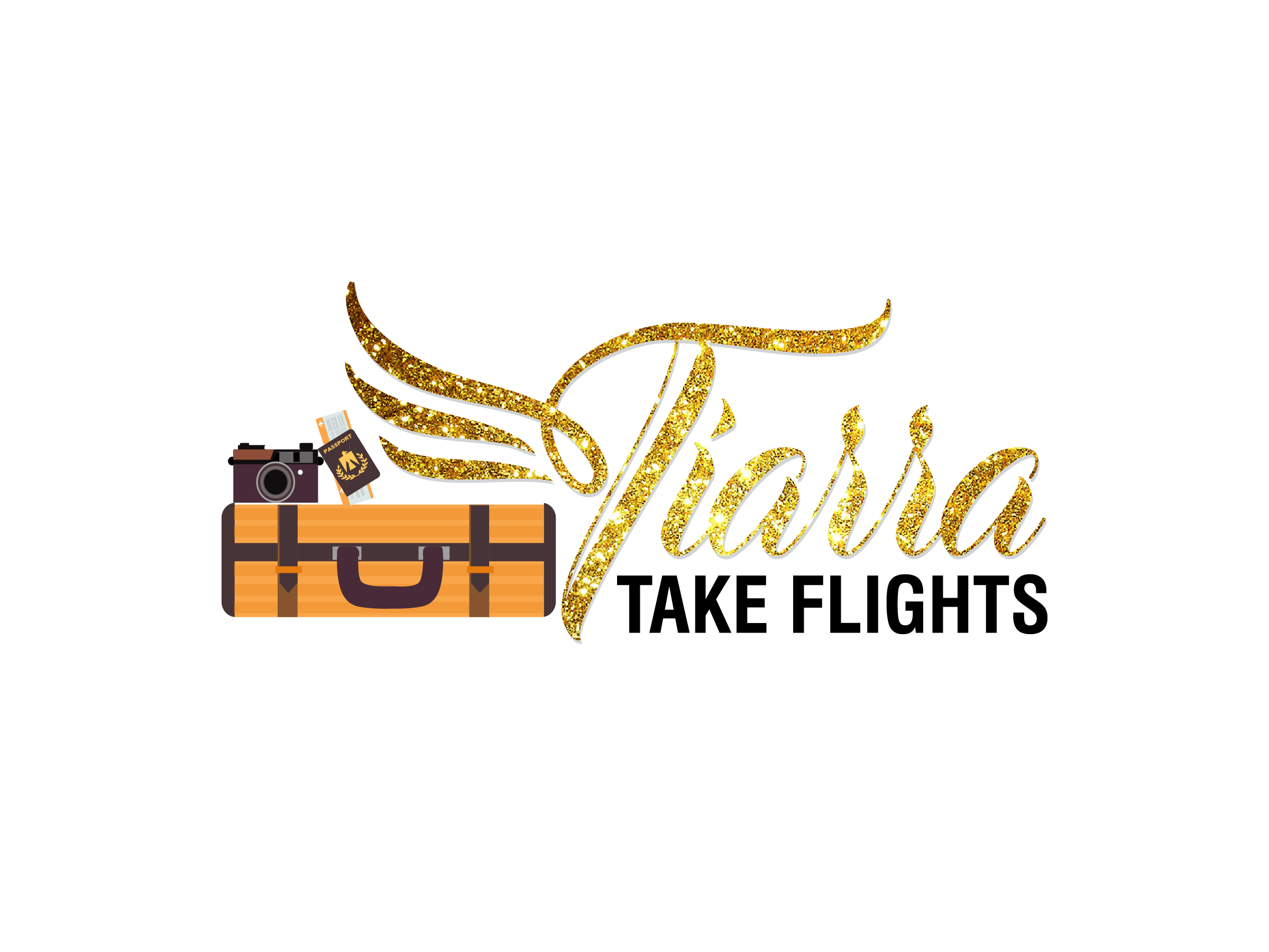 Tiarra Take Flights