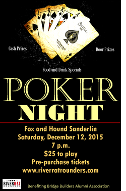 Poker event 4