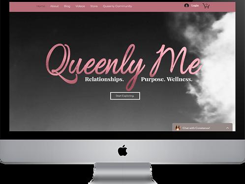 Basic E-Commerce Website