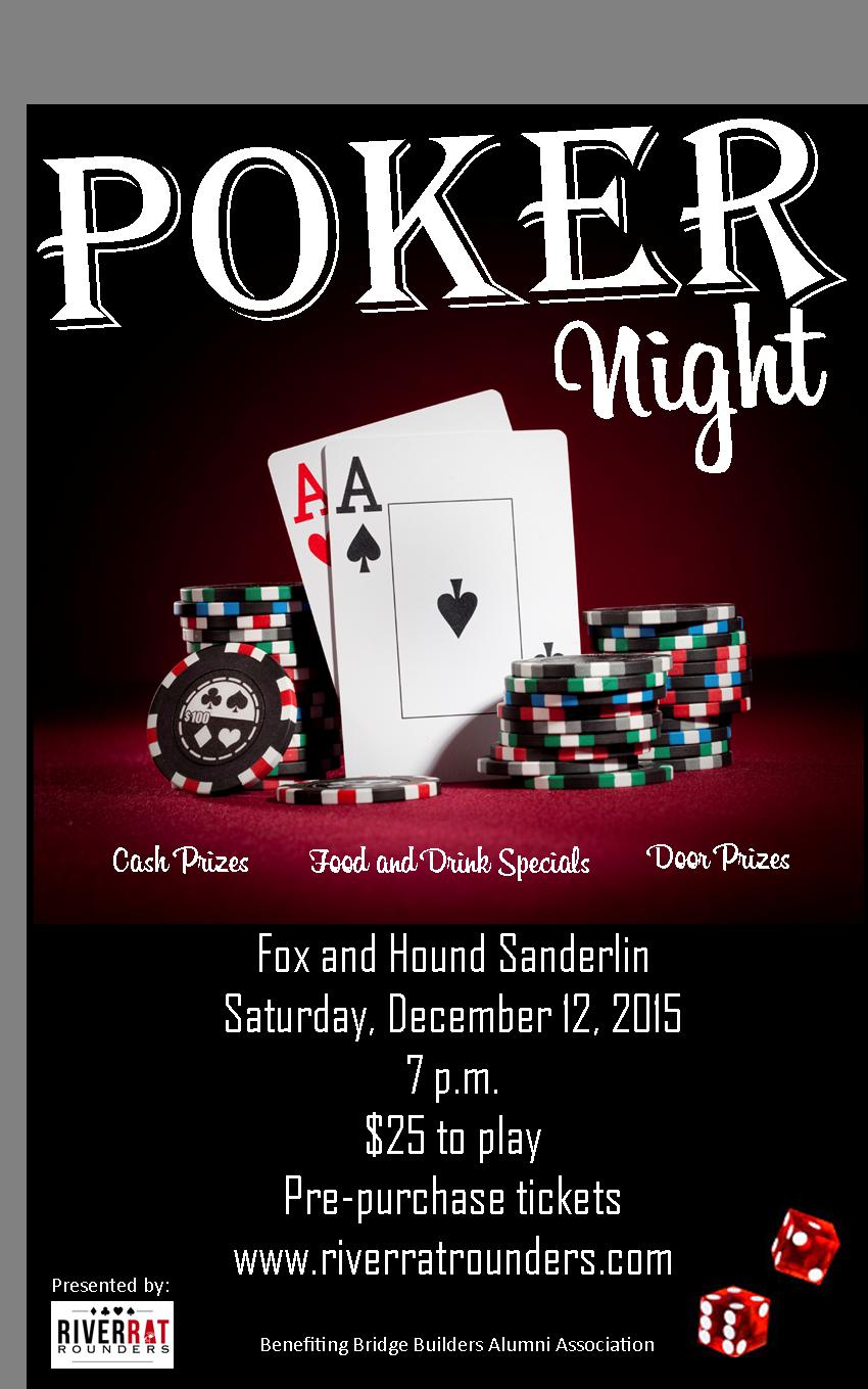 Poker Event 1