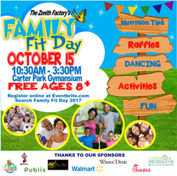 Family Fit Day