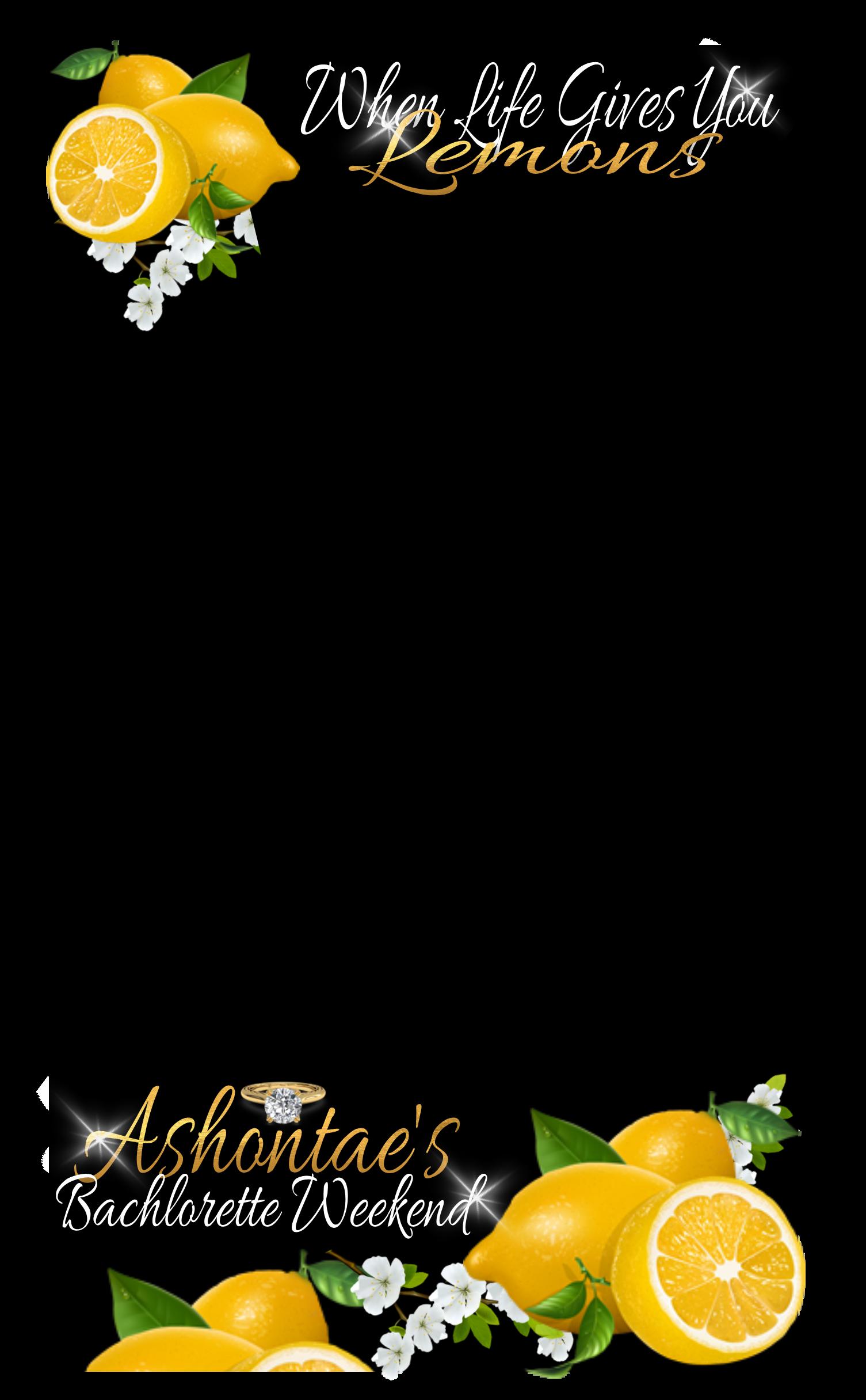Ashontae's lemons