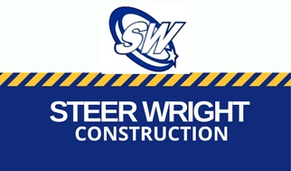 Copy of Steer Wright Construction Business Card (2)