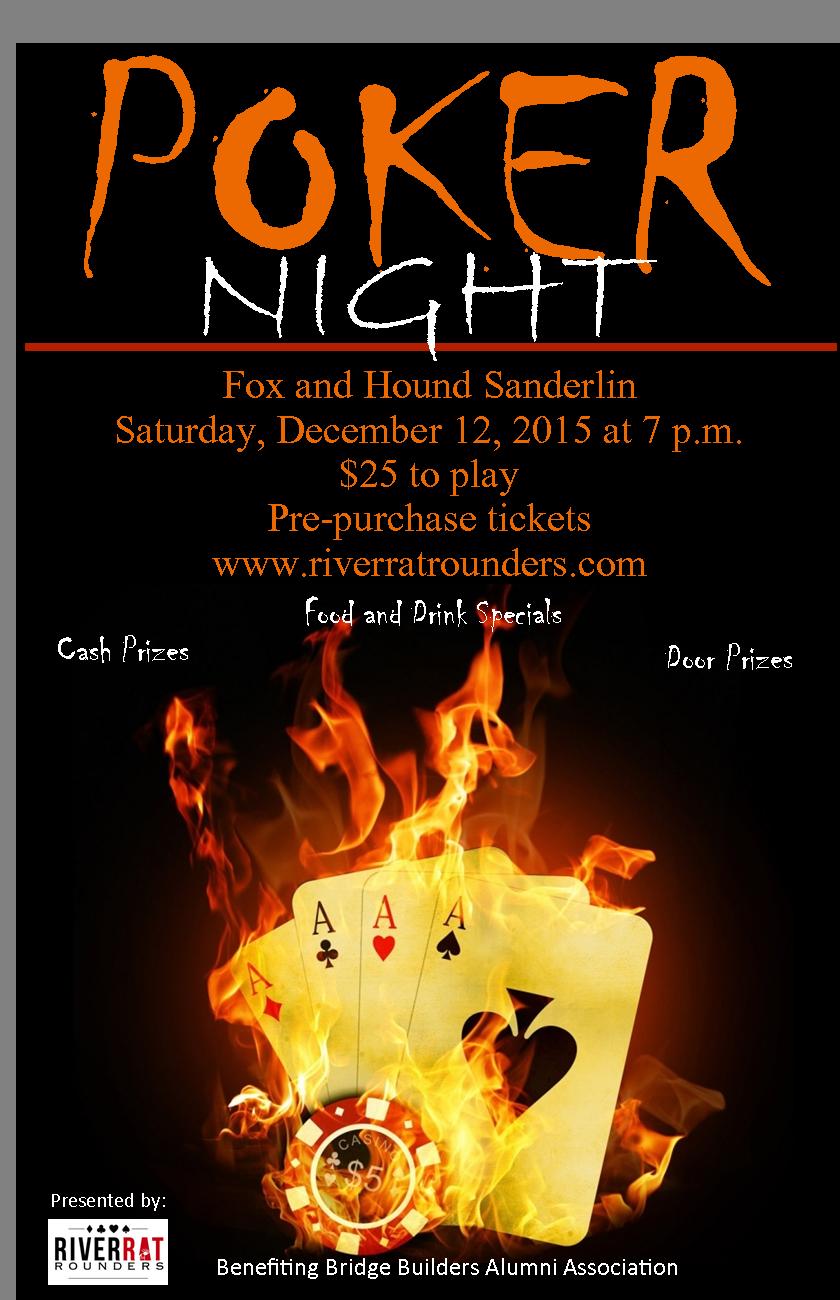 Poker Event 3