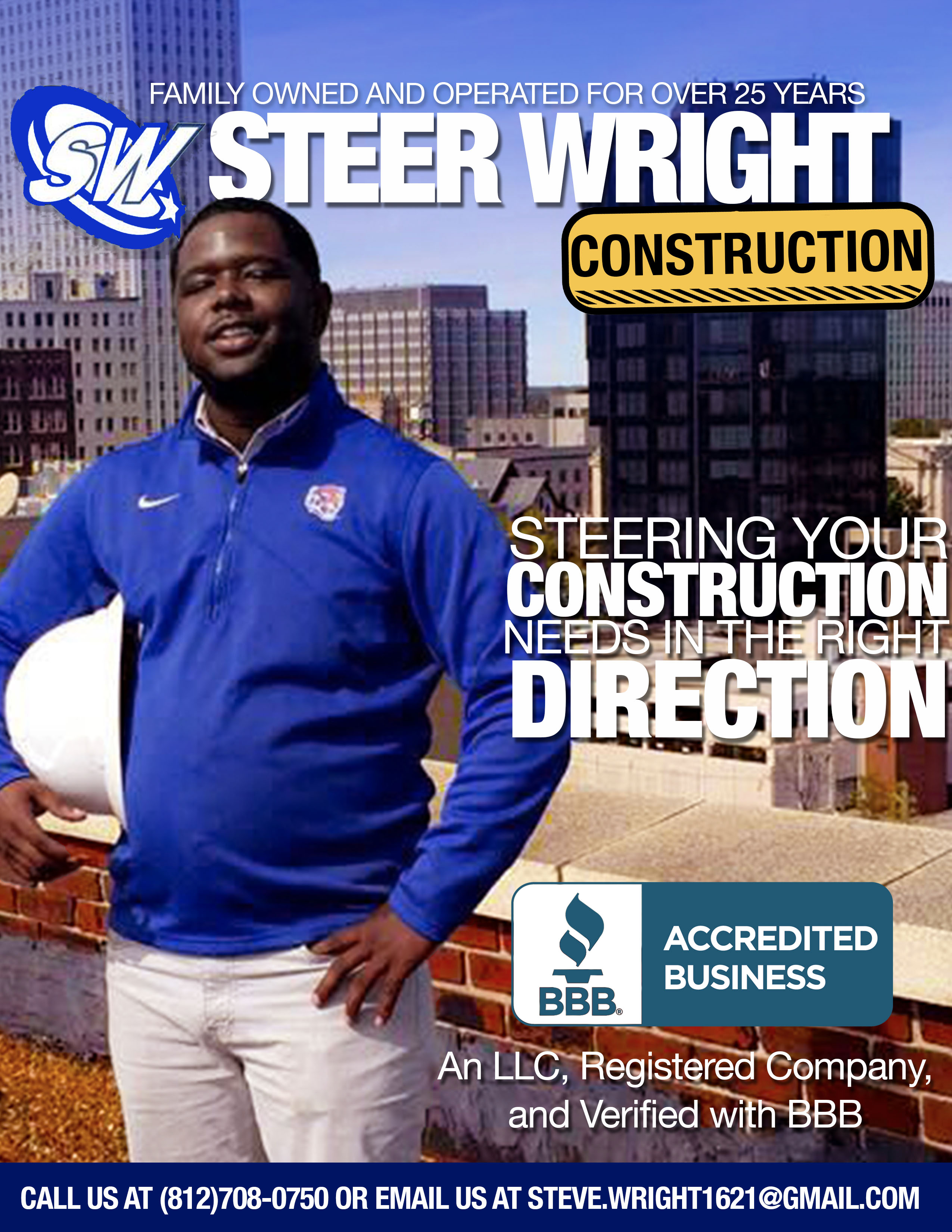 SteerWright Ad