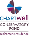 Chartwell Conservatory Pond logo.png
