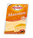 89379 ARTE Maasdam slices 150g  15SEP17.