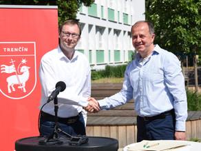 Podpísaná spolupráca s Trenčianskou Univerzitou