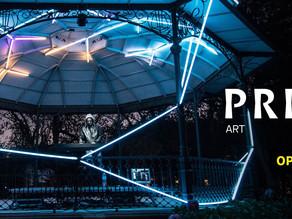 OPEN CALL: Posledná výzva na predloženie návrhov Prisma / Art Light Tech, Aveiro