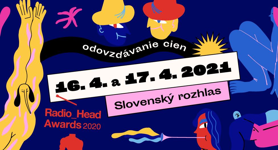 Trenčín 2026 bude jednou z mála platforiem, ktorá bude streamovať Radio Head Awards 2020!