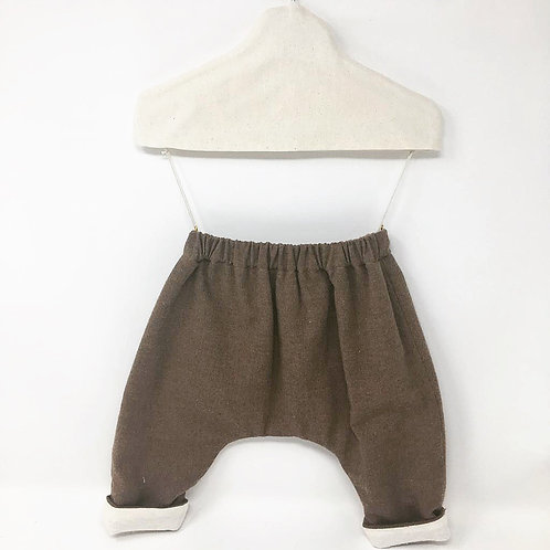 Pantalon Popoche - Marron