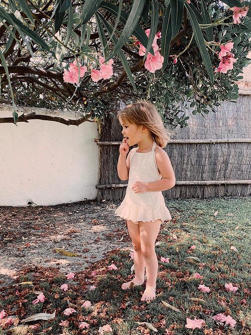 Combinette Ballerina - Ecru