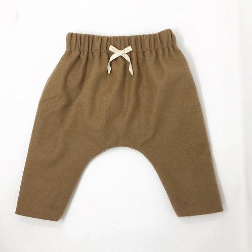 Pantalon Popoche - Lainage Camel