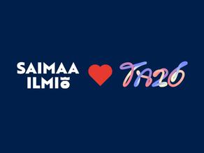 Saimaa-ilmiö ❤ Trenčín / Artists Michal Rafaj a Katriina Kaija