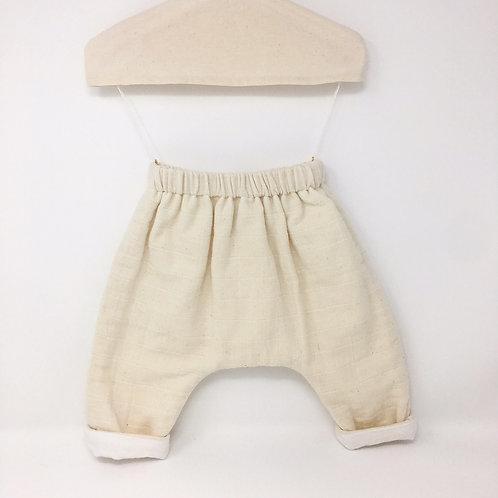 Pantalon Popoche - Ecru