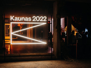 Spoznajte Kaunas - Európske hlavné mesto kultúry 2022 a ich príbeh