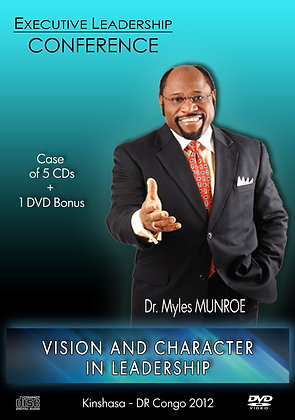 Vision & Character in Leadership