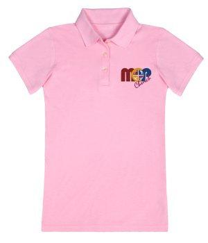 Women's Polo w/MOP Logo