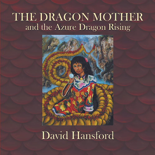 The Dragon Mother and the Azure Dragon Rising