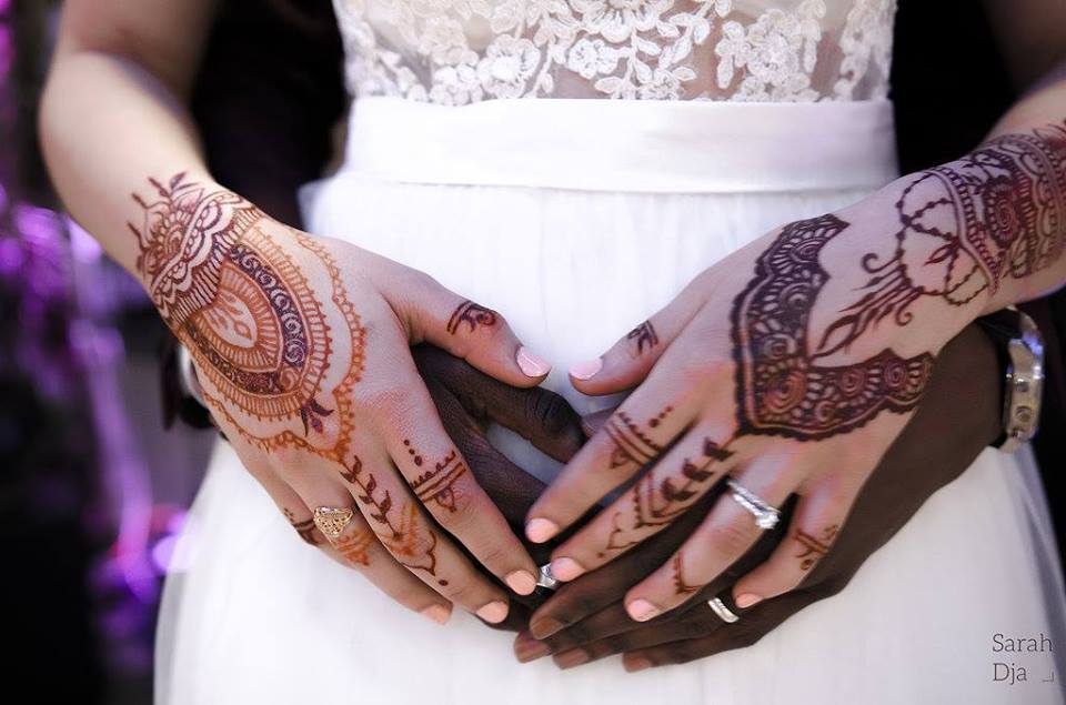 Henna pour nouvelle mariée