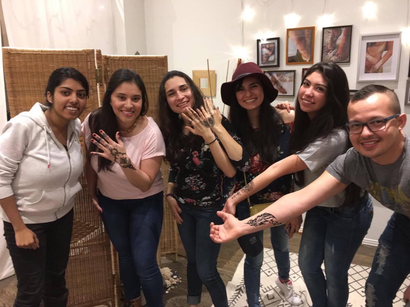 Birthday Henna Party